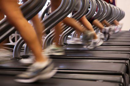 Treadmills - REAL LIFE APPS for gyms