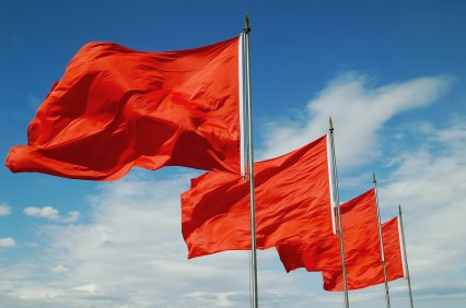 Red flags for outsourcing mobile app development